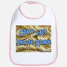 Can't Get Enough Ramen Bib