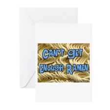 Can't Get Enough Ramen Greeting Cards (Package of