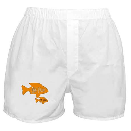 Big Fish Little Fish Boxer Shorts