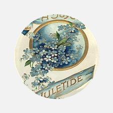 "Joyous Yuletide 3.5"" Button"