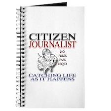 Citizen Journalist Journal