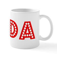 Retro Hilda (Red) Mug