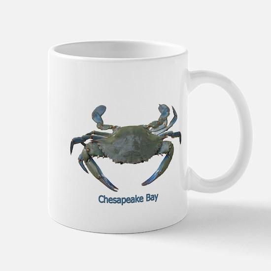 Chesapeake Bay Blue Crab Mug