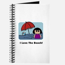 Love The Beach Journal