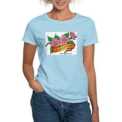 Arkansas Women's Pink T-Shirt