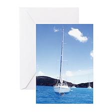 Caribbean Sailing USVI - Cards (6)