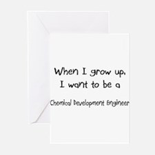 When I grow up I want to be a Chemical Development