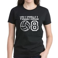 Volleyball 08 Tee