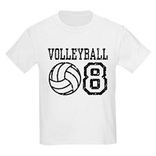 Volleyball 08 T-Shirt