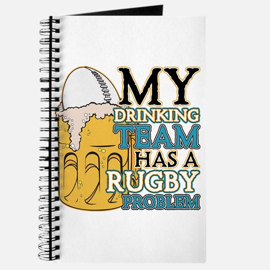Rugby Drinking Team Journal