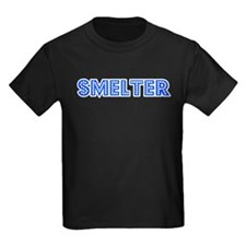 Retro Smelter (Blue) T