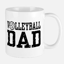 Volleyball Dad Mug