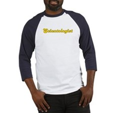 Retro Scientologist (Gold) Baseball Jersey
