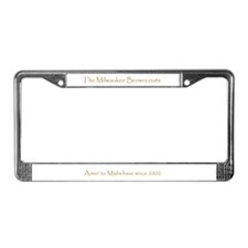 Milwaukee Browncoat License Plate Frame
