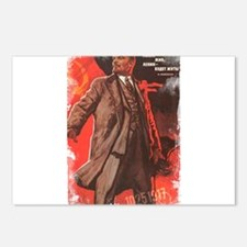 Lenin Lives Postcards (Package of 8)
