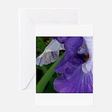 Iris Creative Greeting Card