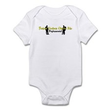 Foxtrot ... Deployments Infant Bodysuit
