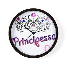 Principessa Wall Clock