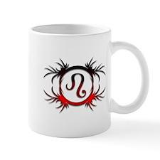 Leo Red 2 Mug