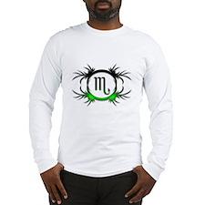 Scorpio Green 2 Long Sleeve T-Shirt