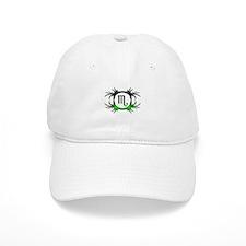 Scorpio Green 2 Baseball Cap