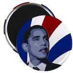 Patriotic Obama for President 2.25