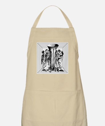 Blowing in the Wind BBQ Apron