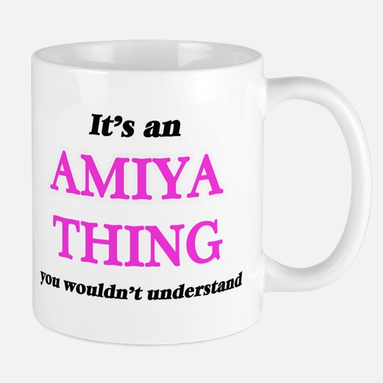 It's an Amiya thing, you wouldn't und Mugs