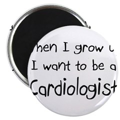 When I grow up I want to be a Cardiologist Magnet