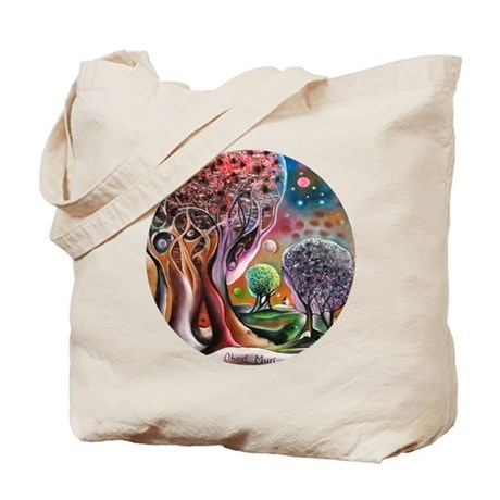 African Girl Art Tote Bag
