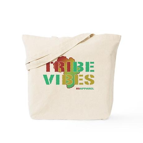 Tribe Vibes Retro Hip Hop Tote Bag