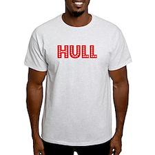 Retro Hull (Red) T-Shirt