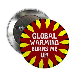 Global Warming Button