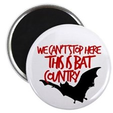 Bat Country Magnet