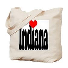 I love Indiana Tote Bag