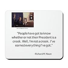 Nixon Mousepad