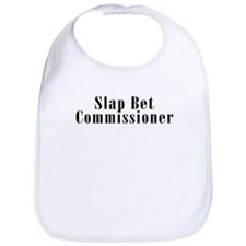 Slap Bet Commissioner Bib
