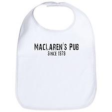 MacLaren's Pub Bib