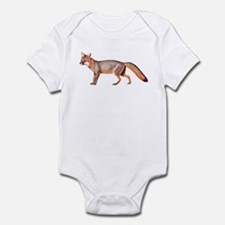 Gray Fox Animal Lover Onesie