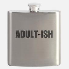 ADULT-ISH Flask