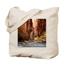 Cute Zion national park Tote Bag