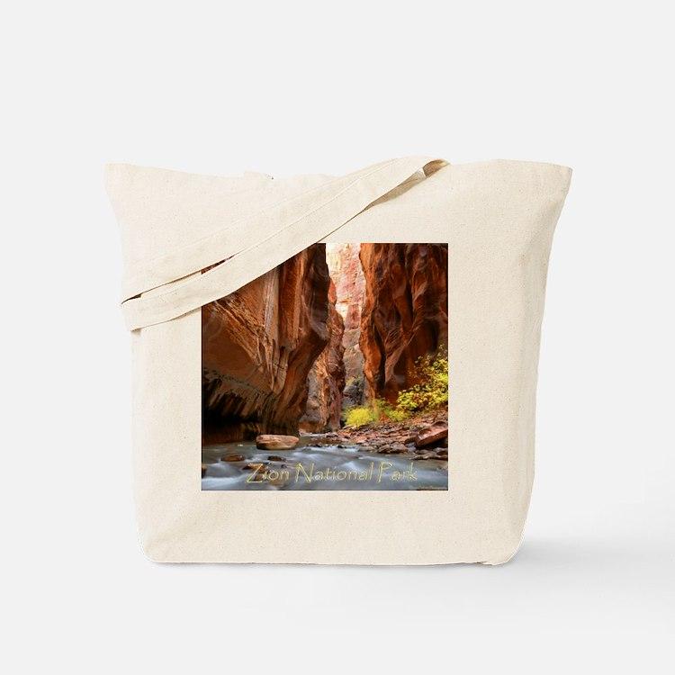 Cute Zion Tote Bag