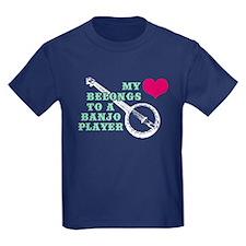 My Heart Belongs to a Banjo Player T