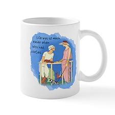 Life Was So Much Easier Mug