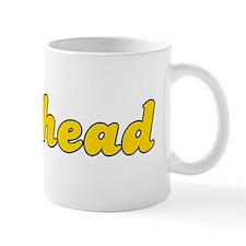 Retro Shithead (Gold) Mug