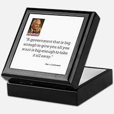 Barry Goldwater Keepsake Box