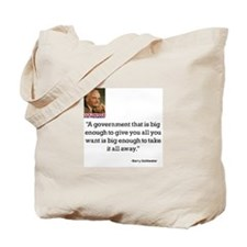 Barry Goldwater Tote Bag