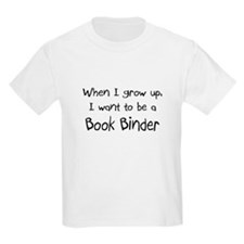 When I grow up I want to be a Book Binder Kids Lig