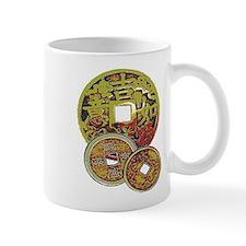 Riyah-Li Designs Chinese Coin Mug
