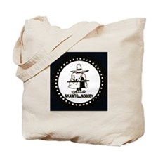 Tanker Black Ops Tote Bag